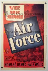 One Sheet Movie Poster from Air Force
