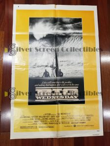 One Sheet from Big Wednesday