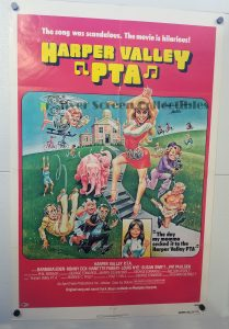 One Sheet Movie Poster from Harper Valley PTA