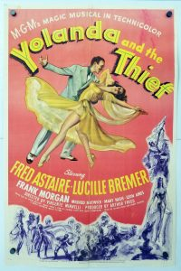 One Sheet Movie Poster from Yolanda and the Thief