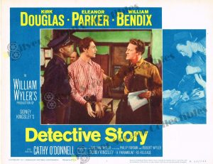 Lobby Card from Detective Story