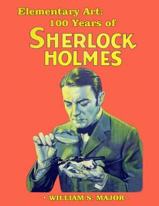 Front cover of Elementary Art: 100 Years of Sherlock Holmes