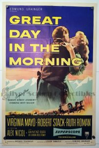One Sheet Movie Poster From Great Day in the Morning