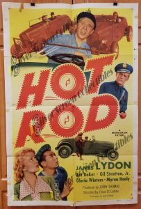 One Sheet Movie Poster From Hot Rod