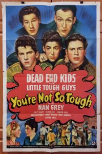 One Sheet Movie Poster From You're Not So Tough