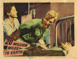 Lobby Card from 20 Million Miles to Earth