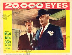 Lobby Card from 20,000 Eyes