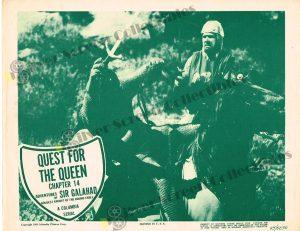 Lobby Card fromThe Adventures of Sir Galahad