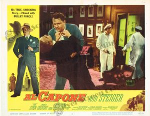 Lobby Card From Al Capone
