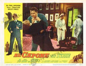 Lobby Card From Al Capone