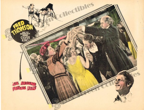 Lobby Card from All Around Frying Pan