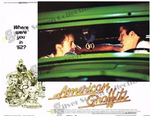 Lobby Card From American Graffiti