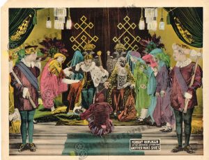 Lobby Card from Another Man's Shoes