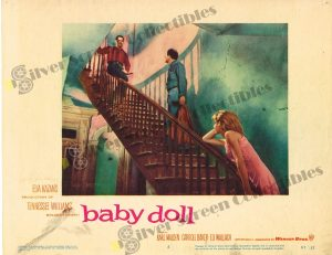 Lobby Card From Baby Doll