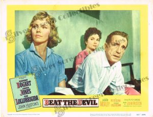 Lobby Card From Beat the Devil