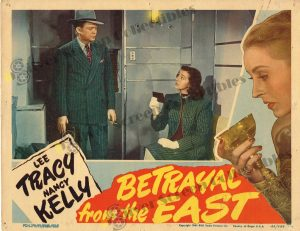 Lobby Card from Betrayal from the East