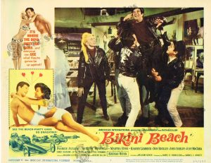 Lobby Card From Bikini Beach