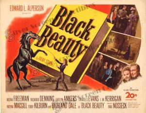 Lobby Card from Black Beauty