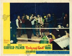 Lobby Card From Body and Soul