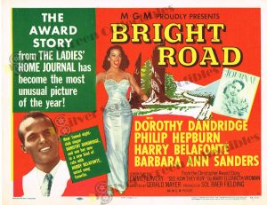 Lobby Card From Bright Road