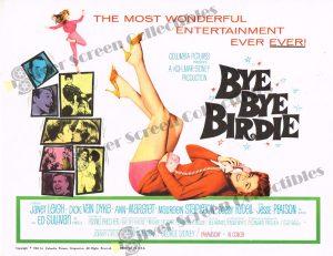 Lobby Card from Bye Bye Birdie