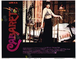 Lobby Card from Cabaret