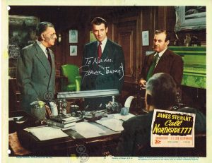 Lobby Card from Call Northside 777