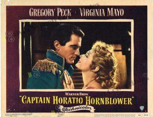 Lobby Card from Captain Horatio Hornblower