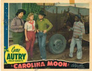 Lobby Card From Carolina Moon