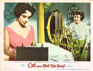 Lobby Card from Cat on a Hot Tin Roof