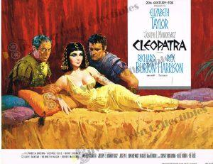 Lobby Card From Cleopatra