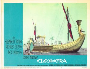 Lobby Card from Cleopatra