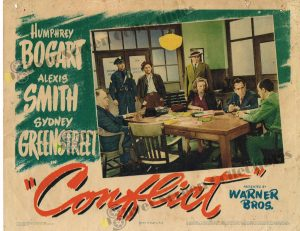 Lobby Card From Conflict