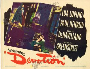 Lobby Card from Devotion