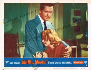 Lobby Card From Dial M for Murder