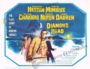 Lobby Card From Diamond Head