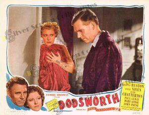 Lobby Card from Dodsworth