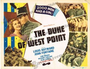 Lobby Card from The Duke of West Point