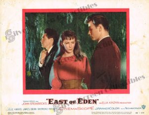 Lobby Card from East of Eden