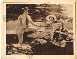 Lobby Card fromA Family Affair