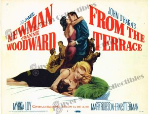 Lobby Card From From the Terrace