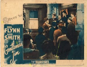 Lobby Card from Gentleman Jim