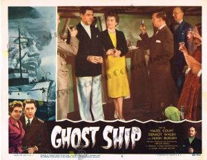 Lobby Card from Ghost Ship