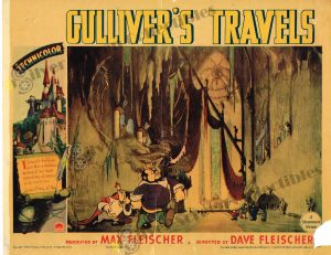 Lobby Card from Gulliver's Travels