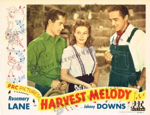 Lobby Card from Harvest Melody