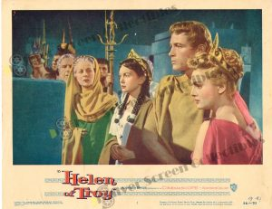 Lobby Card from Helen of Troy