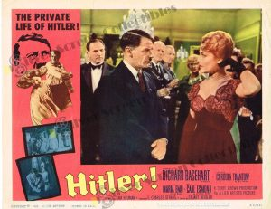 Lobby Card from Hitler!