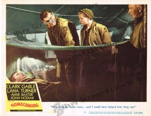 Lobby Card from Homecoming