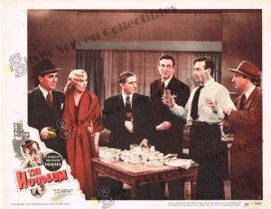 Lobby Card From The Hoodlum