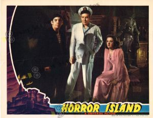 Lobby Card from Horror Island